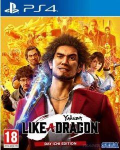Yakuza Like a Dragon (PS4)