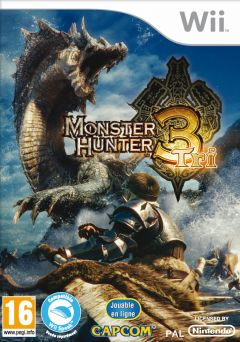 Jaquette de Monster Hunter Tri Wii