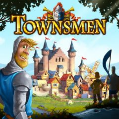 Jaquette de Townsmen iPhone, iPod Touch