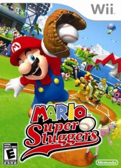 Jaquette de Super Mario Stadium Baseball Wii