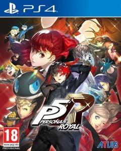 Jaquette de Persona 5 : Royal PS4