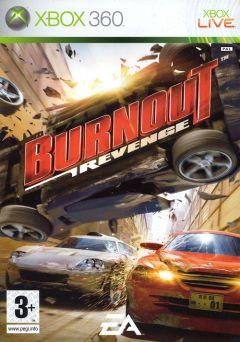 Jaquette de Burnout : Revenge Xbox 360