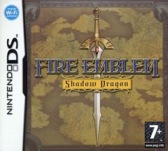 Jaquette de Fire Emblem : Shadow Dragon DS