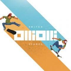 Jaquette de OlliOlli : Switch Stance Nintendo Switch