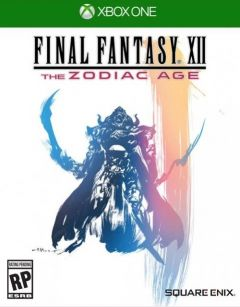 Jaquette de Final Fantasy XII : The Zodiac Age Xbox One