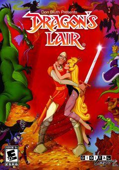 Jaquette de Dragon's Lair Trilogy PC