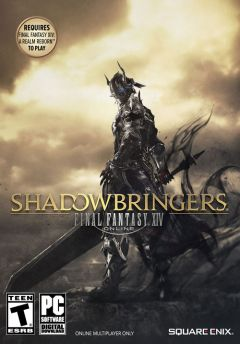 Jaquette de Final Fantasy XIV : Shadowbringers PC
