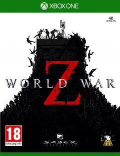 Jaquette de World War Z Xbox One