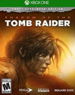 Jaquette de Shadow of the Tomb Raider : The Nightmare Xbox One