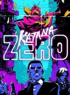 Jaquette de Katana ZERO PS4