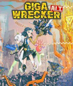 Jaquette de Giga Wrecker Alt. PS4