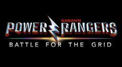Jaquette de Power Rangers : Battle for the Grid PC