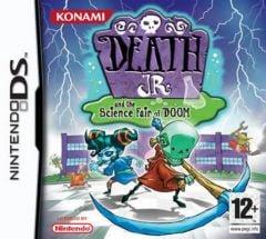 Jaquette de Death, JR. and The Science Fair of Doom DS