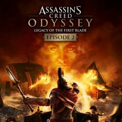 Jaquette de Assassin's Creed Odyssey : L'Héritage de la Première Lame - Épisode 2 PS4