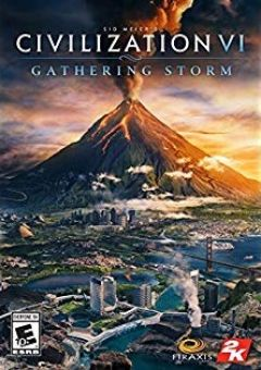 Jaquette de Civilization VI : Gathering Storm PC