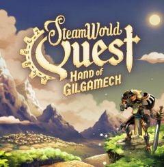 Jaquette de SteamWorld Quest : Hand of Gilgamech Nintendo Switch