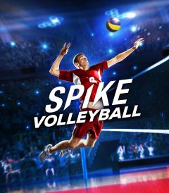 Jaquette de Spike Volleyball PS4