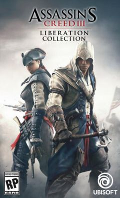Jaquette de Assassin's Creed III : Liberation Collection PS4