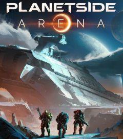 Jaquette de PlanetSide Arena PC