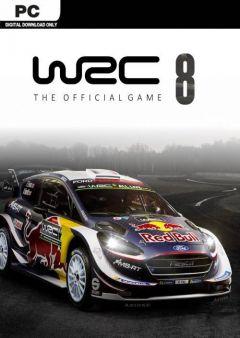 Jaquette de WRC 8 PC
