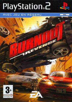 Jaquette de Burnout : Revenge PlayStation 2