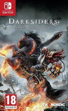 Jaquette de Darksiders Warmastered Edition Nintendo Switch
