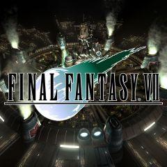 Jaquette de Final Fantasy VII Nintendo Switch