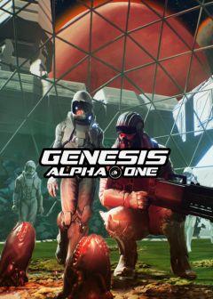 Jaquette de Genesis : Alpha One PC