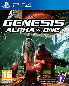 Jaquette de Genesis : Alpha One PS4