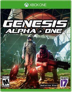 Jaquette de Genesis : Alpha One Xbox One