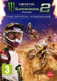 Jaquette de Monster Energy Supercross 2 PC