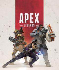 Jaquette de Apex Legends PS4