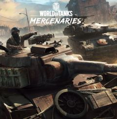 Jaquette de World of Tanks Mercenaries PS4