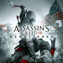 Jaquette de Assassin's Creed III Remastered PS4