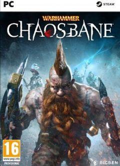 Jaquette de Warhammer : Chaosbane PC