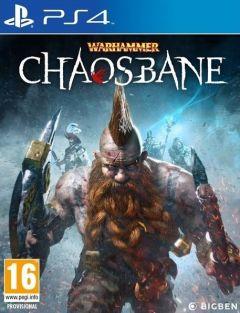 Jaquette de Warhammer : Chaosbane PS4
