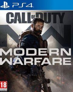 Jaquette de Call of Duty : Modern Warfare PS4