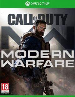 Jaquette de Call of Duty : Modern Warfare Xbox One
