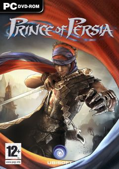 Jaquette de Prince of Persia PC