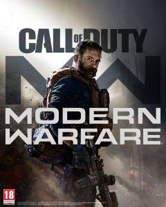 Jaquette de Call of Duty : Modern Warfare PC