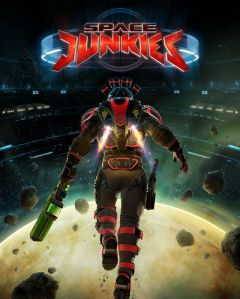 Jaquette de Space Junkies PS4