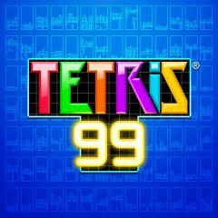 Jaquette de Tetris 99 Nintendo Switch