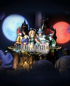 Jaquette de Final Fantasy IX Nintendo Switch