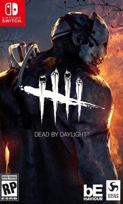 Jaquette de Dead by Daylight Nintendo Switch