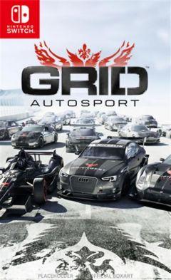 Jaquette de GRID : Autosport Nintendo Switch