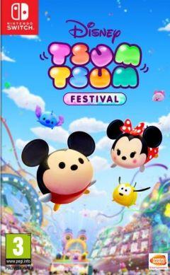 Jaquette de Disney Tsum Tsum Festival Nintendo Switch