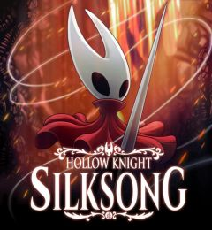 Jaquette de Hollow Knight : Silksong Nintendo Switch