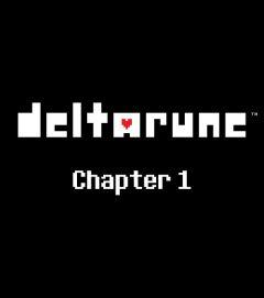 Jaquette de Deltarune : Chapter 1 Mac