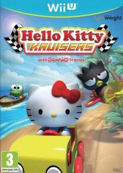 Jaquette de Hello Kitty Kruisers Wii U