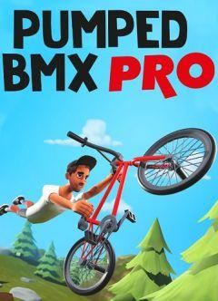 Jaquette de Pumped BMX Pro PC